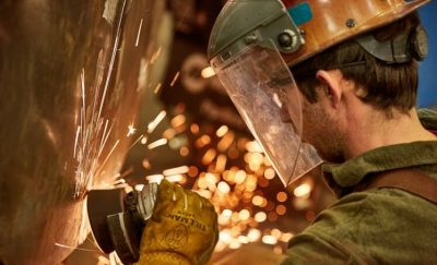 Face Shield Grinding
