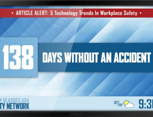 5 Technology Trends in Workplace Safety