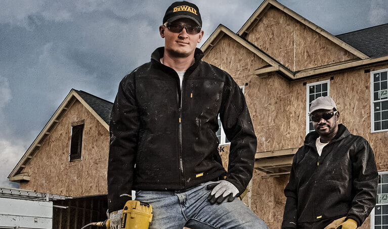 Dewalt Heated Jackets 1