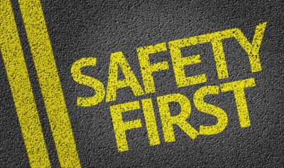 Safety First Blog