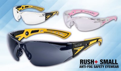 Bolle Rush Plus Small Review