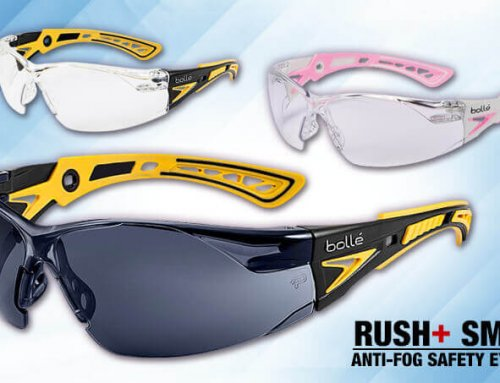 Bolle Rush Plus Small Safety Glasses Product Review