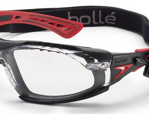 Bolle Rush Plus Safety Glasses Review