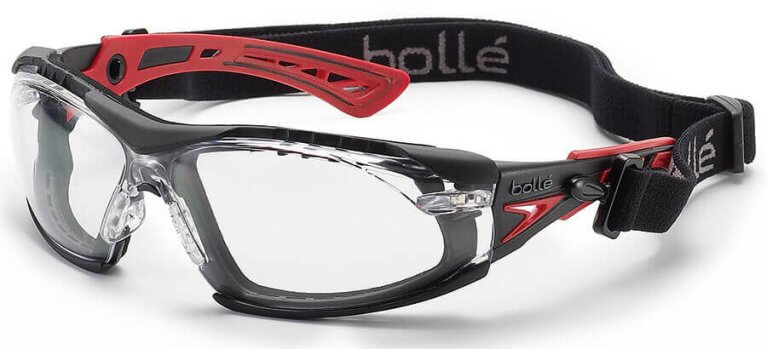 Bolle Rush Plus Safety Glasses