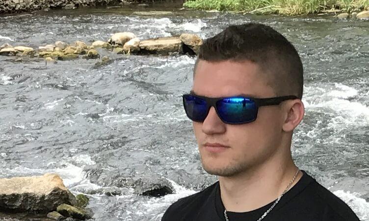 Nate Wiley X Sunglasses