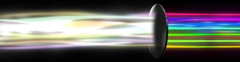 Oakley Lens Filtering Light