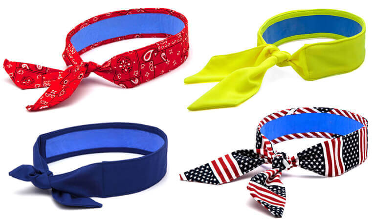 Cooling Headbands