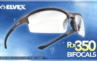 Elvex Rx-350 Bifocals