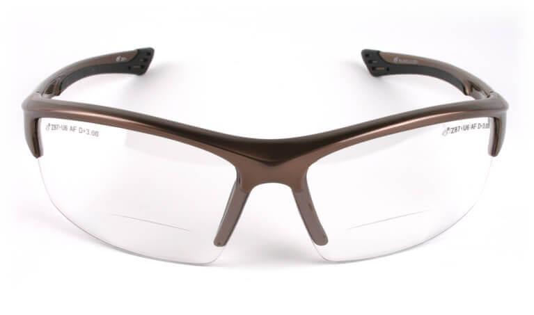 Rx-350 Bifocals Front View