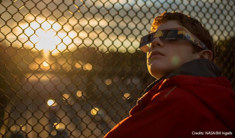 Solar Eclipse Eye Safety