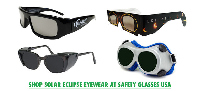 How To Safely View A Solar Eclipse - SafetyGlassesUSA.com Blog