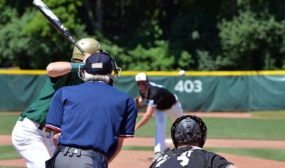 Baseball Eye Safety