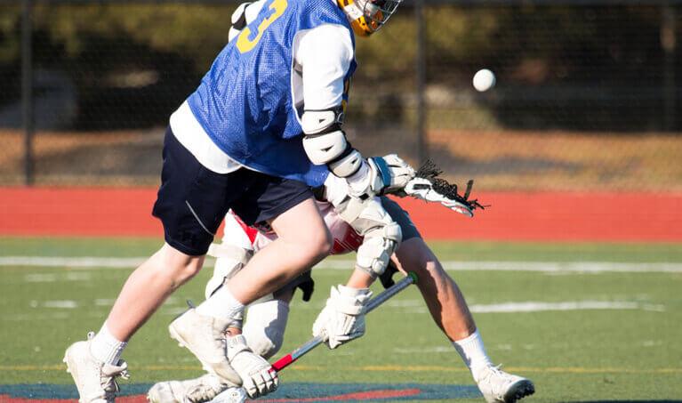 Lacrosse Eye Safety
