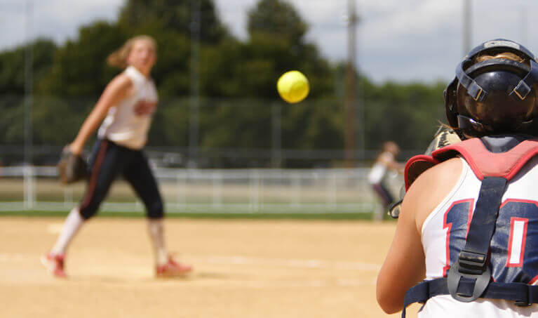 Softball Eye Safety