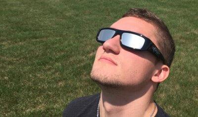 Solar Elcipse Eye Damage