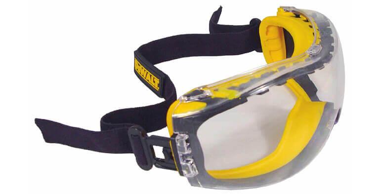 DeWalt Concealer Safety Goggle