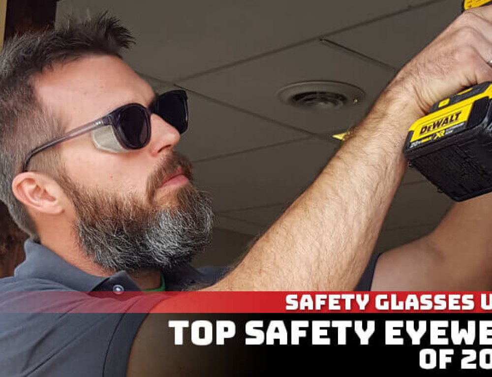 Top Safety Eyewear of 2017