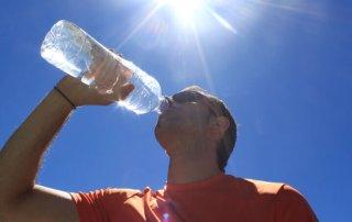 Dehydration Workplace Safety