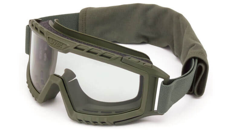 Uvex XMF Tactical Goggle