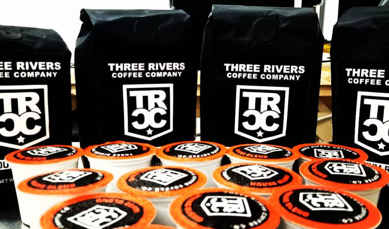 TRCC Coffee and Coffee Pods