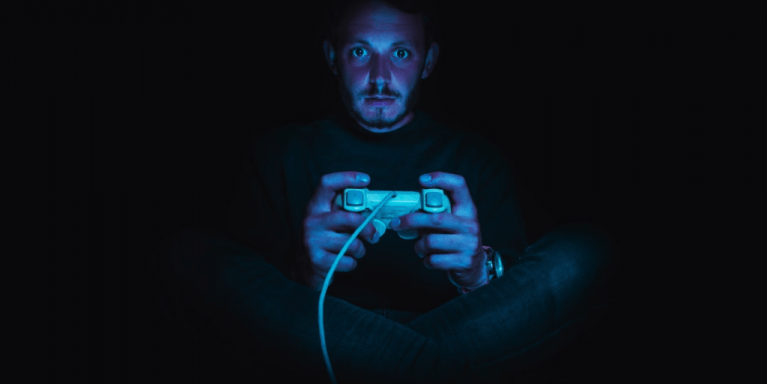 Gaming In The Dark