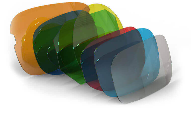 Safety Glasses Lens Materials