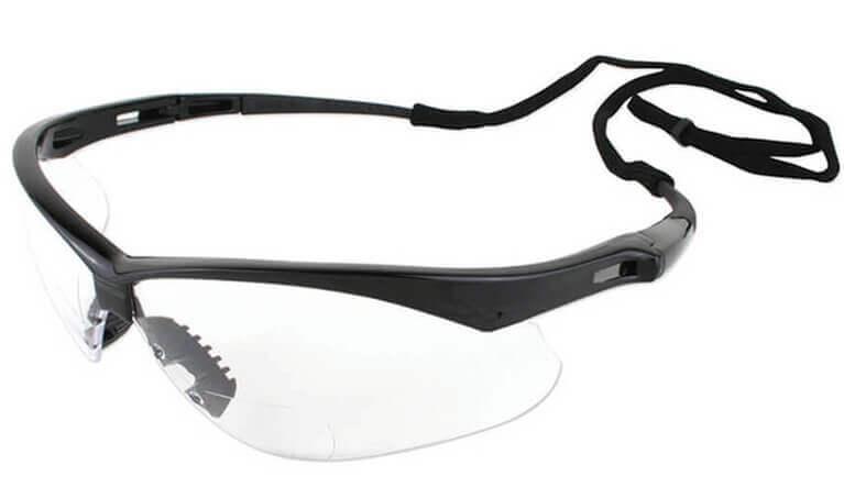 Jackson Nemesis Rx Bifocal Safety Glasses