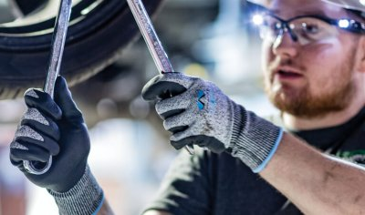 Pyramex Gloves Mechanic