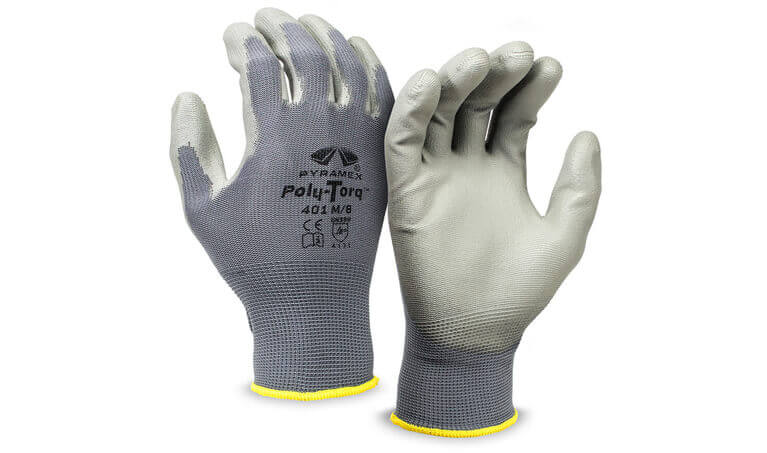 Pyramex Poly-Torq GL401 Gloves
