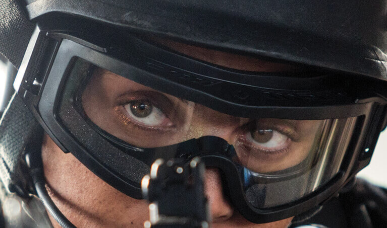 How To Protect Your Eyes From Rubber Bullets