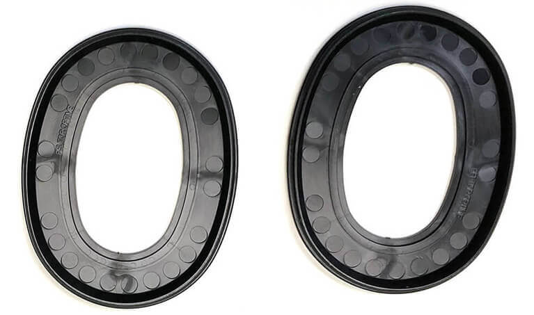 Noisefighters Sightlines Gel Ear Pad Adapter Plates
