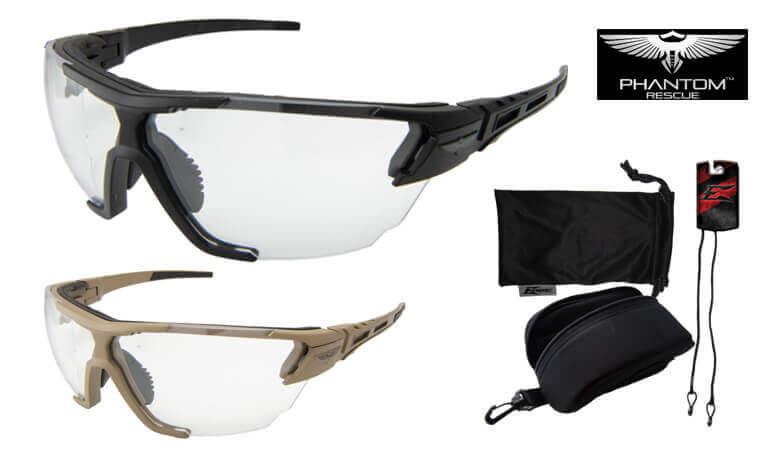 Edge Tactical Phantom Rescue Eyewear Kit