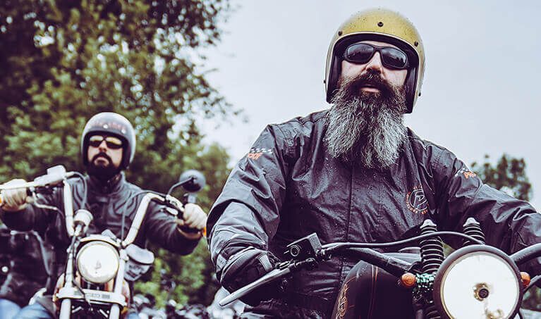 Motorcycle Riders Wearing Wiley X Sunglasses