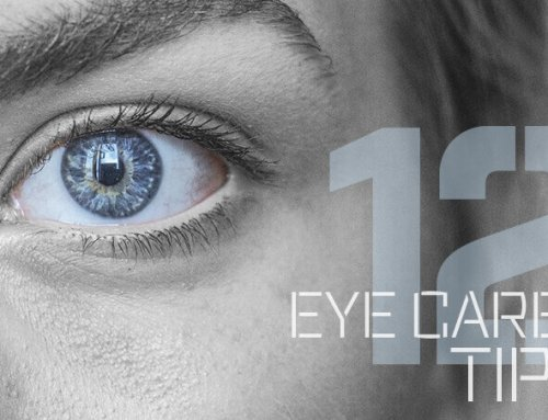 12 Eye Care Tips for National Eye Care Month