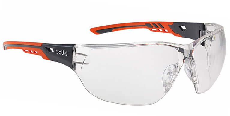 Bolle Ness Plus Safety Glasses