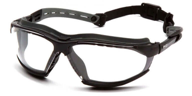 Pyramex Isotope Safety Glasses