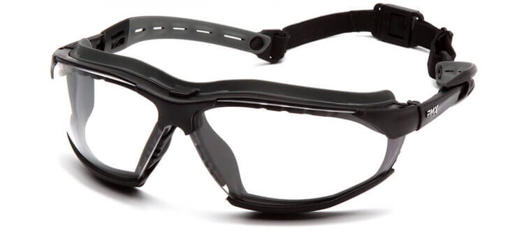 Pyramex Isotope Convertible Safety Glasses