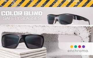EnChroma Color Blind Safety Glasses Featured